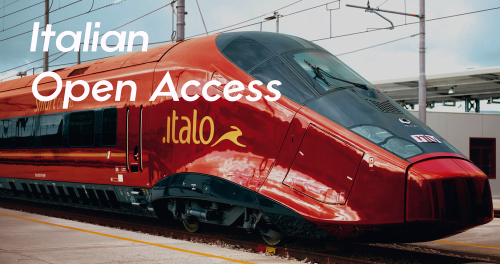 A case study on open access in Italy and the upstart private rail operator that it created -