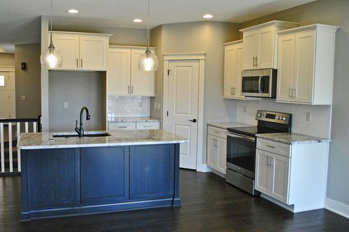 Kitchens — Reese Builders