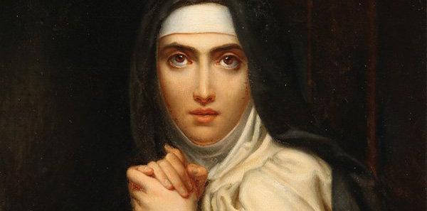 Teresa of Ávila by François Gérard