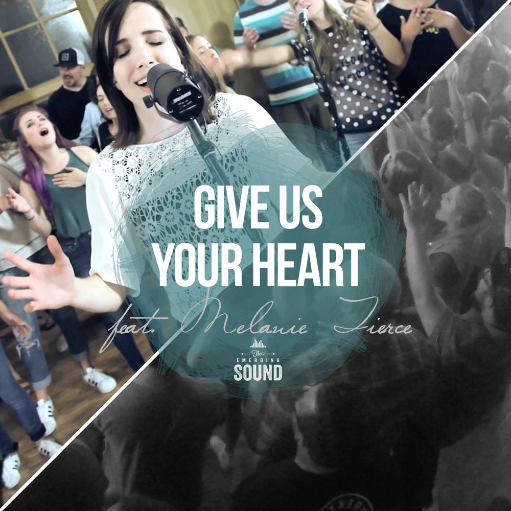Give Us Your Heart - Live Recording Video