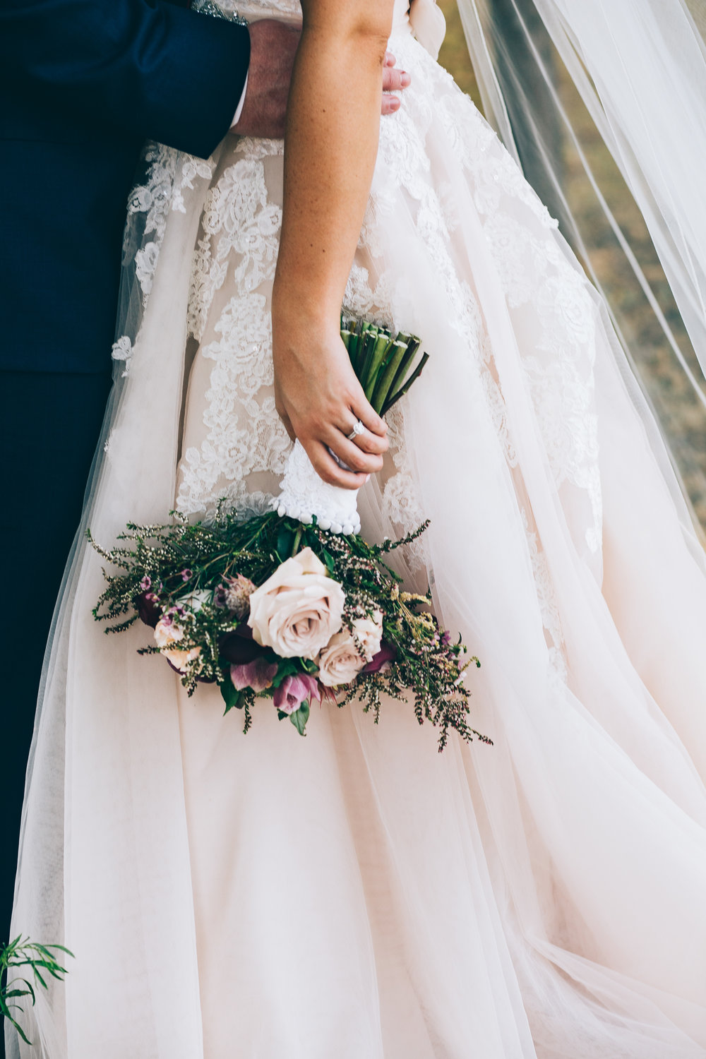 floral wedding bouquet dallas wedding