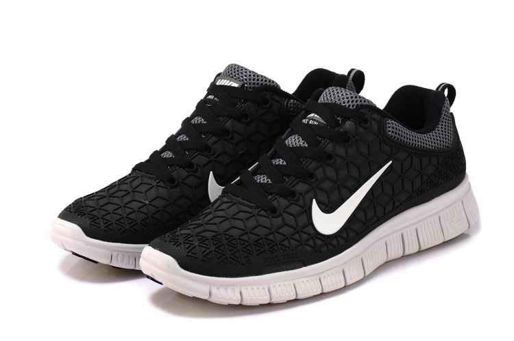 2014_Nike_Free_60_2013_Uomo_Running_Shoes_colore_bianco_nero_Sconto.jpg