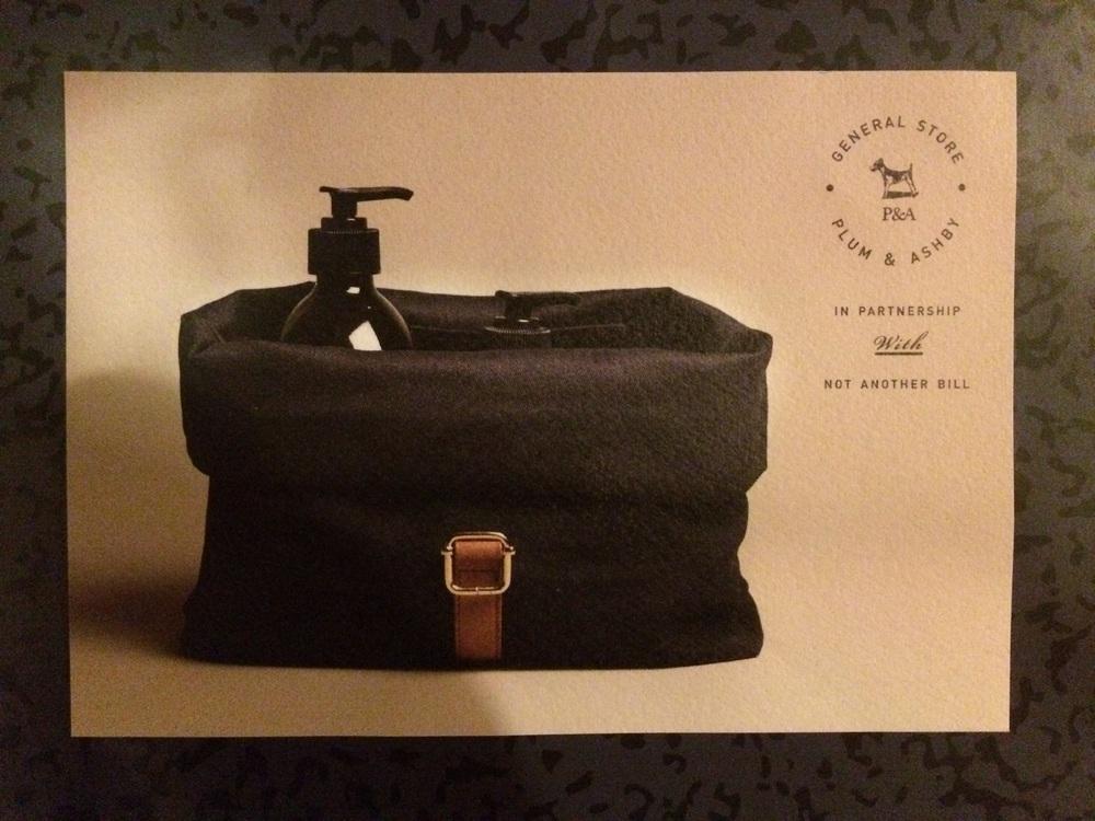 Plum&ashby pouch