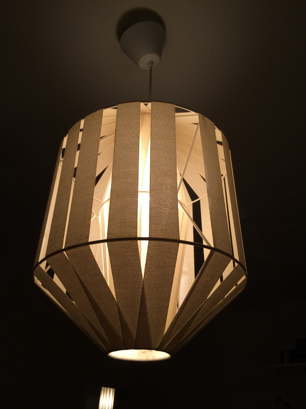 Living room lamp shade | appartment