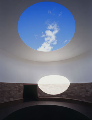 James Turrell's Sky Space