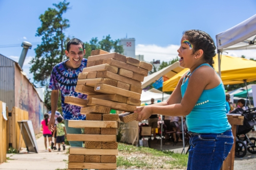 2017 Block Party/Fiesta de Verano - 8/12/2017