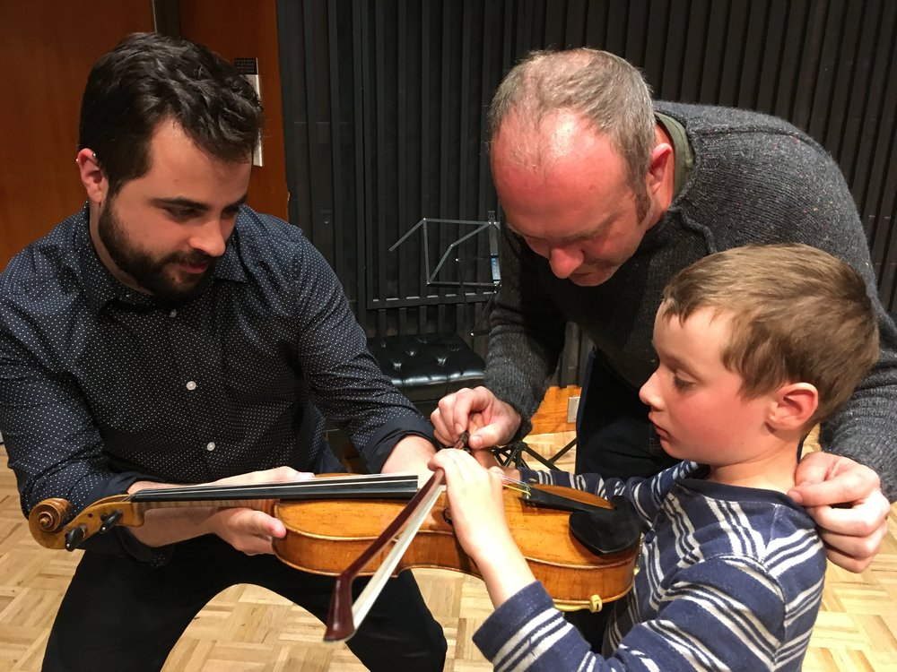 Azure Family Concerts at Baltimore Hebrew Congregation
