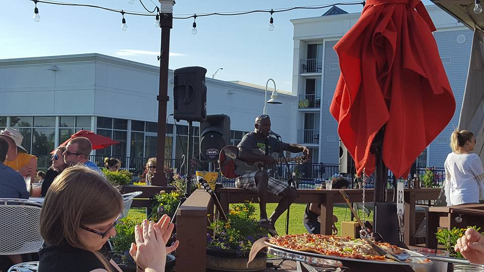 Come check out one of Jack's favorites and Grand Haven's very own Lew Russ! He will be performing every Sunday until Labor Day