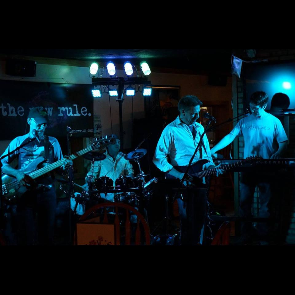 Lansing Michigan-based variety band, playing classic, contemporary rock and popular dance music
