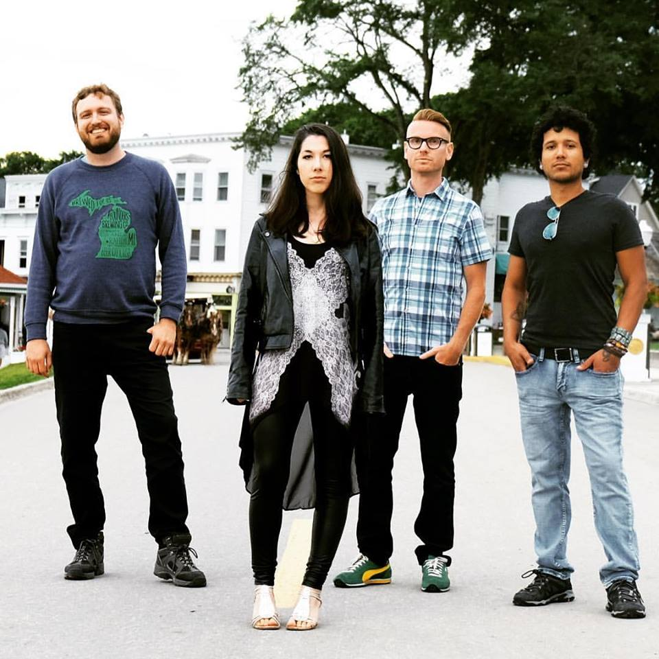 Funkle Jesse is a four piece pop/rock band based out of Grand Rapids, MI. Their energetic live shows span a variety of decades and genres, covering classic rock, 80's/90's Alternative and Pop, and current Top 40 hits.