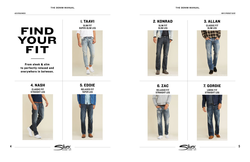 90b52b3e S '17 Silver Jeans Co. Product Guides — Brittany Connor