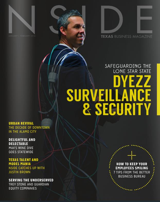 NSIDE MAG JAN/FEB 2014 COVER