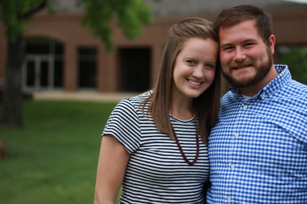 Jeremy and Sarah King