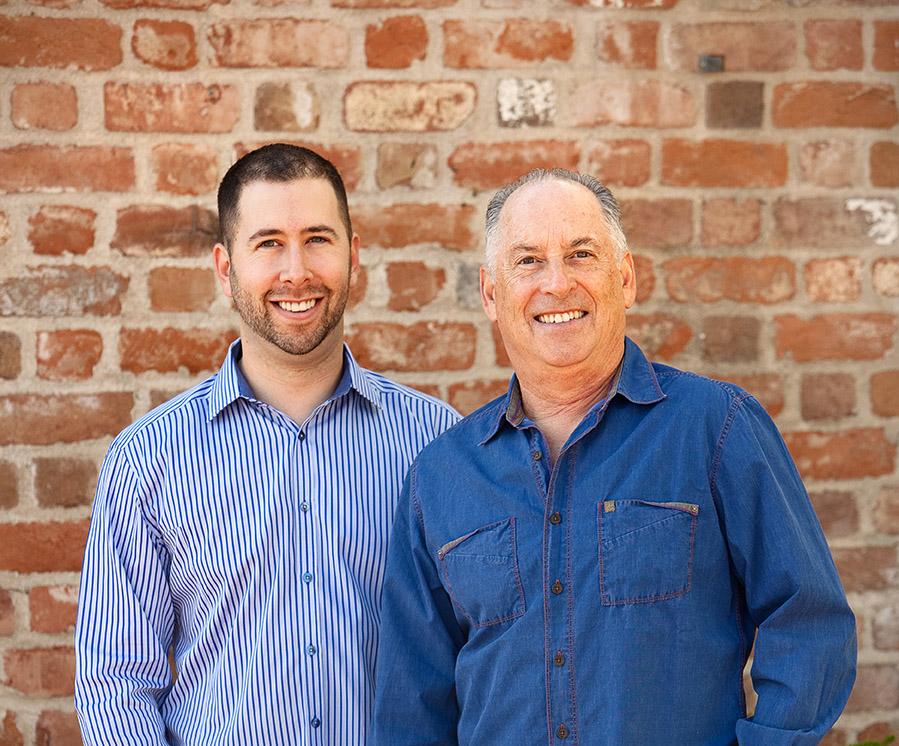 Peter J. Drubin, MBA and Dr. Daniel T. Drubin