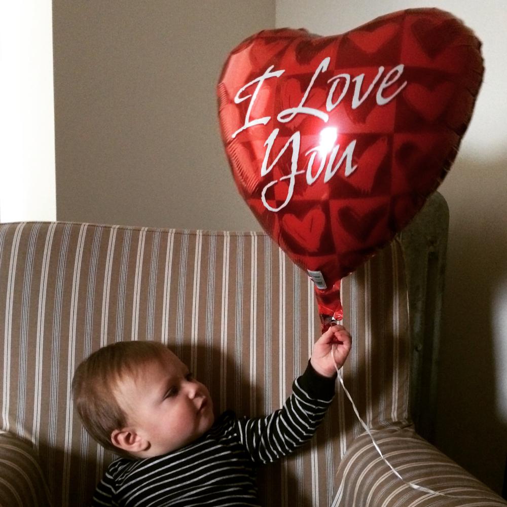 valentinesballoon