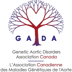 Genetic Aortic Disorders Association Canada
