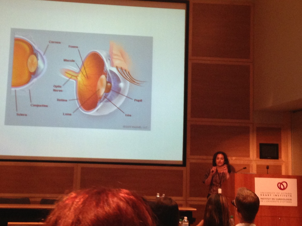 Dr. Setareh Ziai, UOEI - Advances in Ophthalmological Treatments