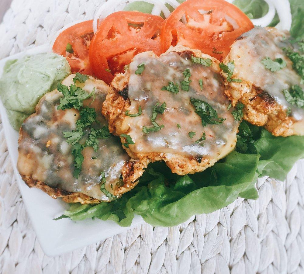 Southwest Style Turkey Burger — That Salu Life
