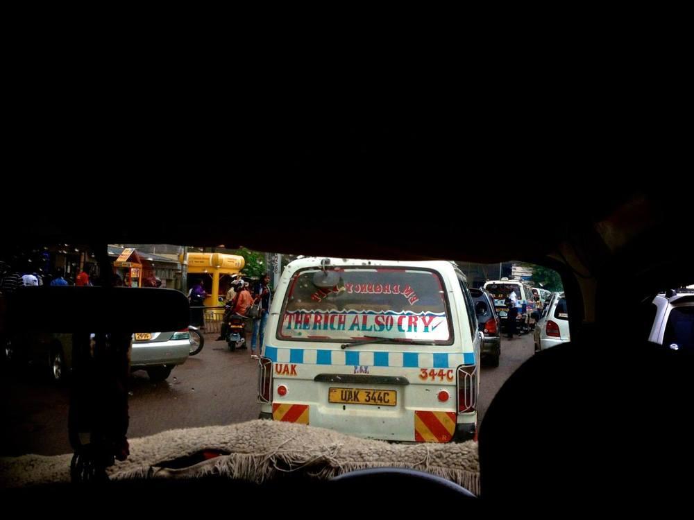Jinja Road, Kampala, Uganda