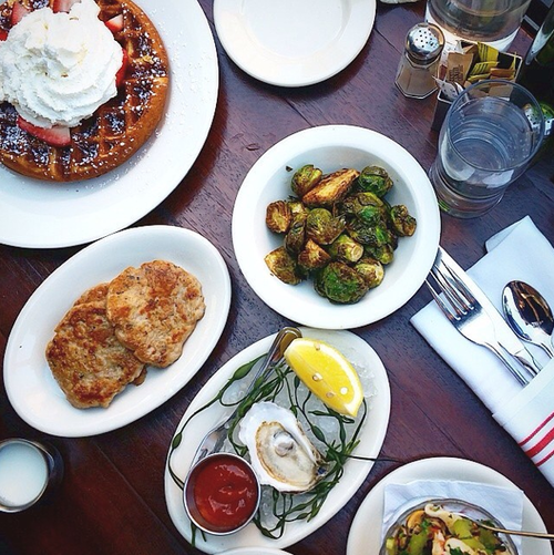Get Your Brunch On: The Best Brunch Spots In NYC