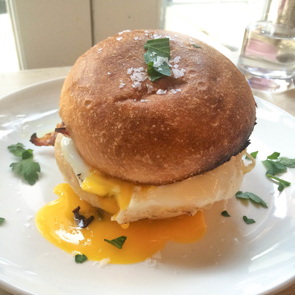 Egg Shop NYC Review via The Cool York