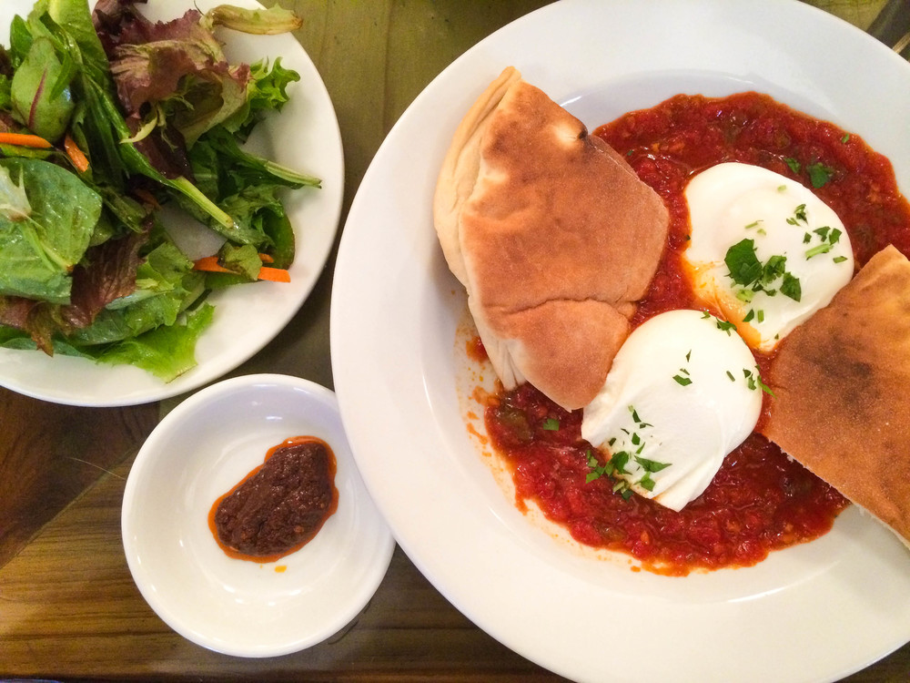 The Brunch Files: Cafe Mogador
