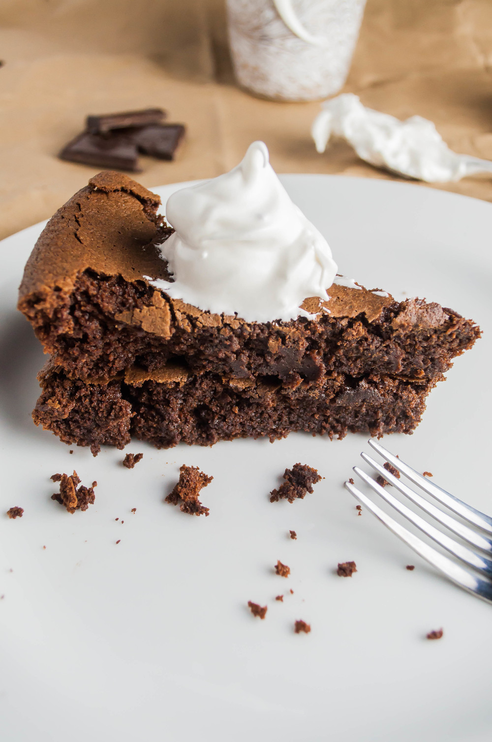 The Healthiest Chocolate Cake