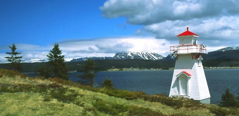 Qunitessential Lighthouse