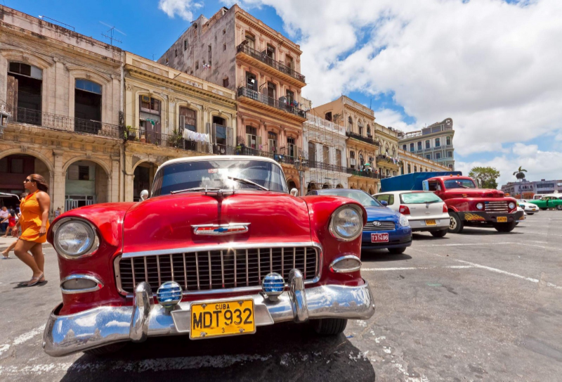 Havana: With its vintage American cars, wooden bars, and salsa music, Havana is one of the world's most intriguing cities. Explore Old Havana with its narrow streets, baroque churches, and cobbled plazas. This UNESCO-protected 500-year old quarter is a joy to explore. Havana can be done as a day trip from Varadero, or explored on it's own.