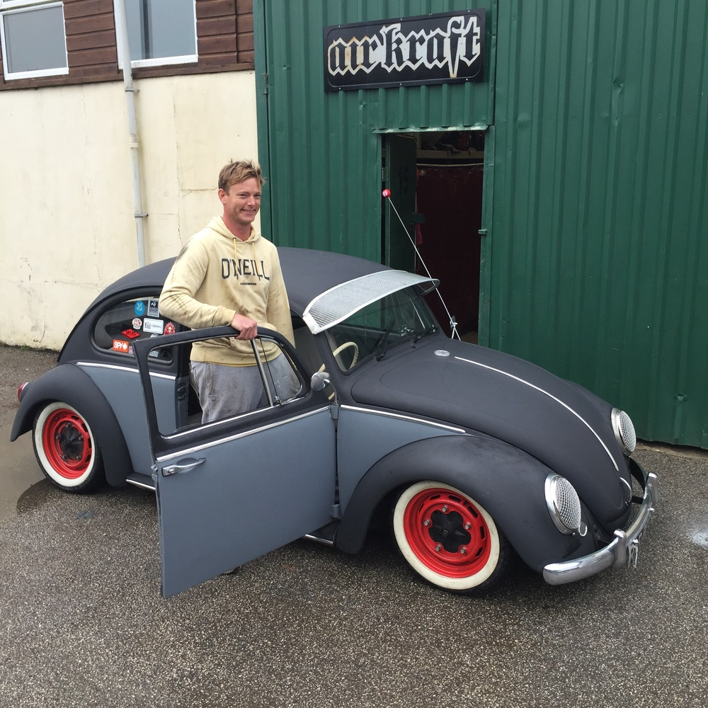 Matt's cool 66 Bug