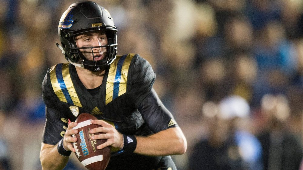 Josh Rosen is the key to UCLA's surprise Pac 12 championship.