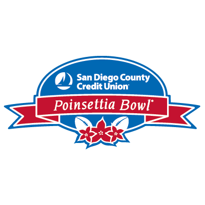 This is not a clean ass bowl game logo.