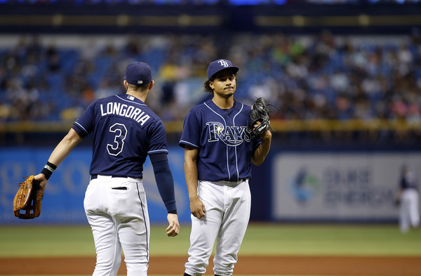These two will play a big factor in how the Rays finish in 2017.