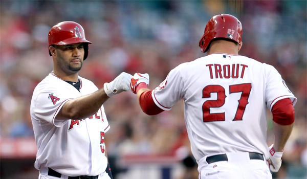 How good will this duo be for the Angels in 2017?