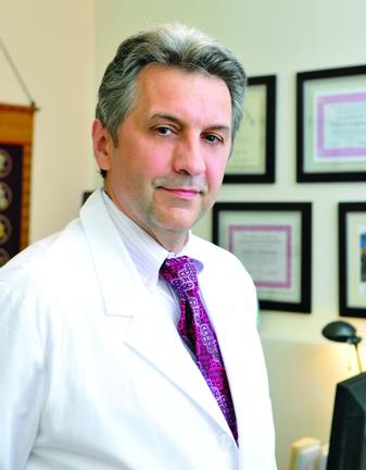 Dr. Tad Sztykowski