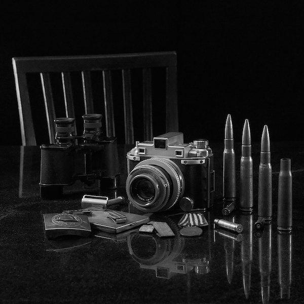 Kodak, The Medalist and Dad WWW II Hero