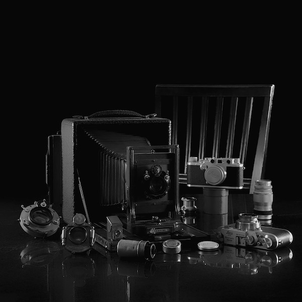 Kodak Century and Leica