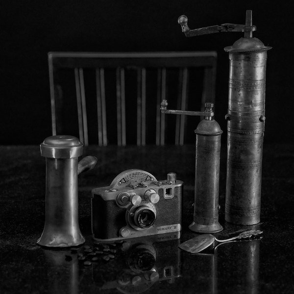 Mercury Camera and Coffee