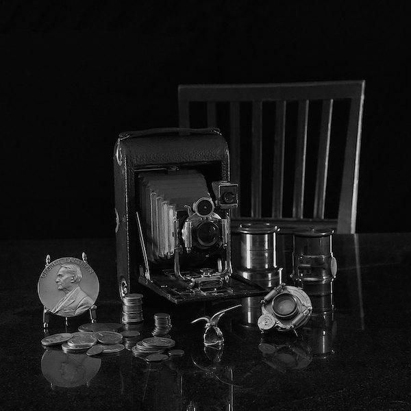 Kodak and GeorgeEastman the Numismatic