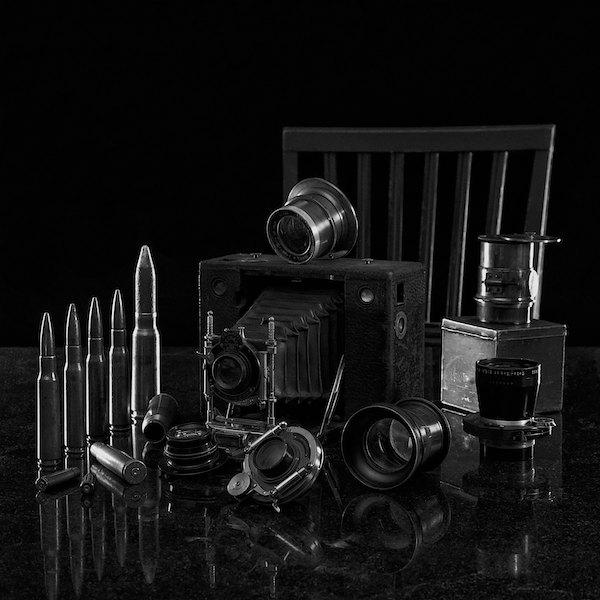 Kodak, Brass and Glass