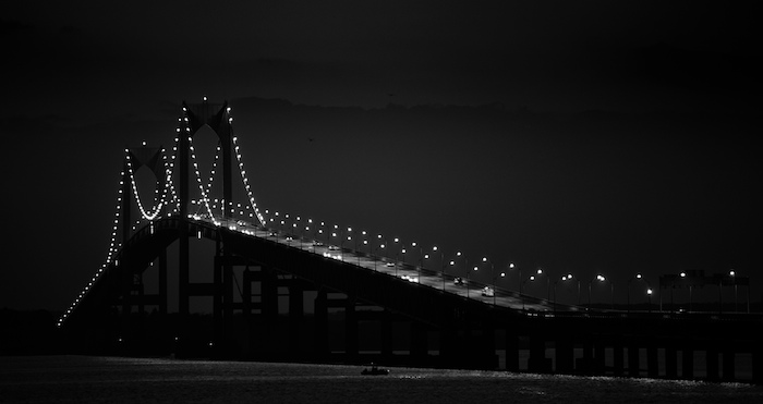 Night Over the Bridge #3