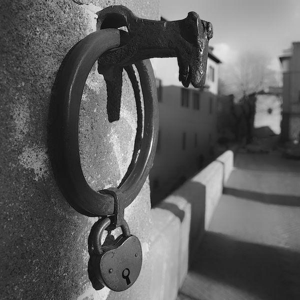 Viterbo, City Lock