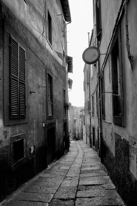 Viterbo, The Old City