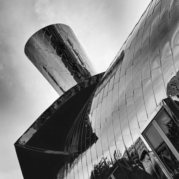 Frank Gehry Impressions #1