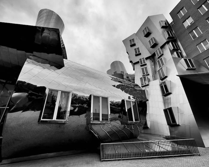 Frank Gehry Impressions #4