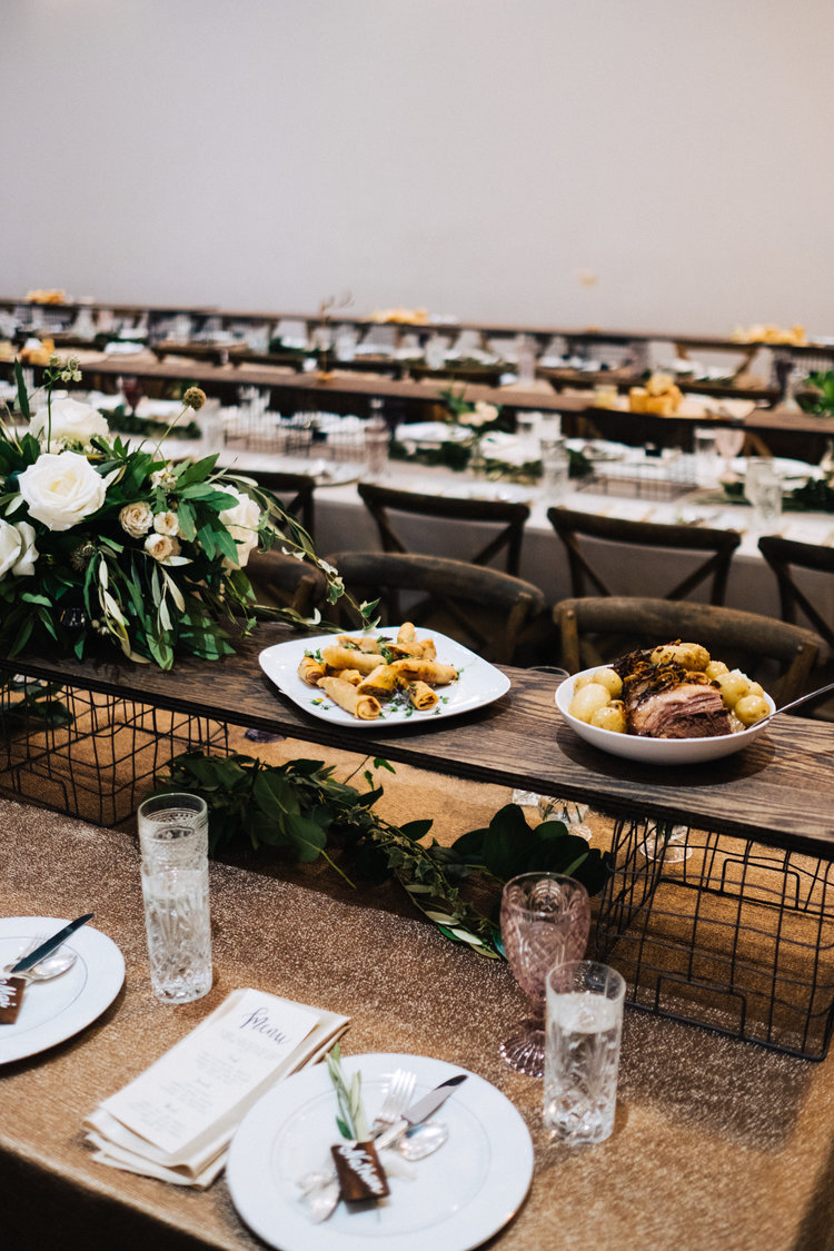 "Recent Event: An ""Elevated"" Wedding"