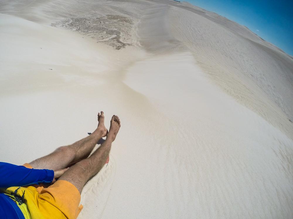 Dunes, Lancelin Australia