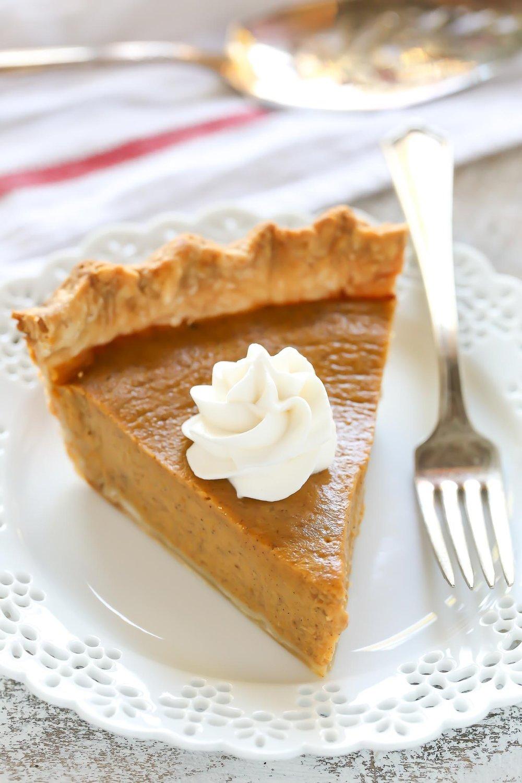 Classic Pumpkin Pie