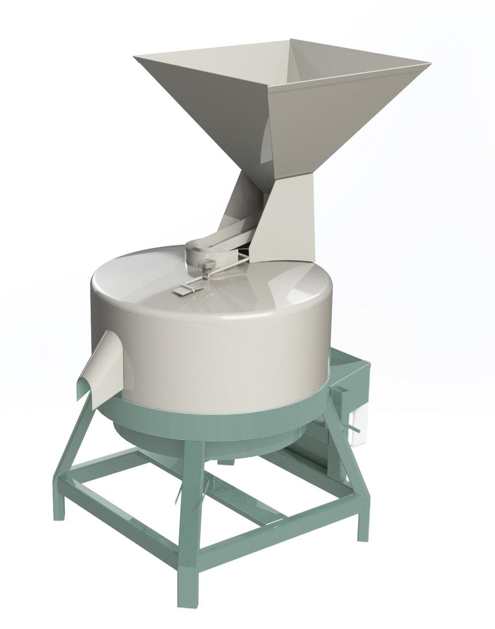 Moinho de cereal