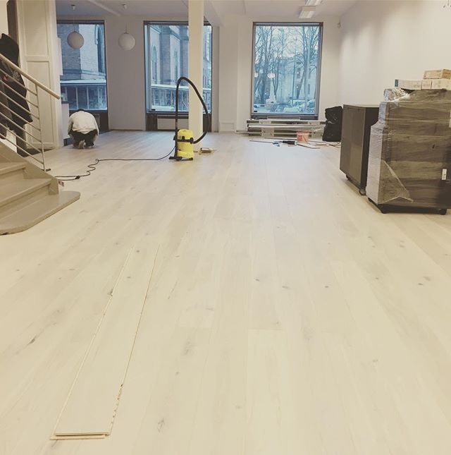 New officespace in the making. #weoslo #kr.augustgate11 #jippi